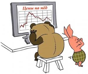Спекуляция на российской бирже