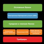Участники Форекс: структура, операции и функции
