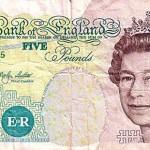 Британский фунт стерлингов (British pound sterling, GBP)