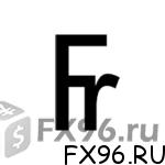 швейцарский франк символ